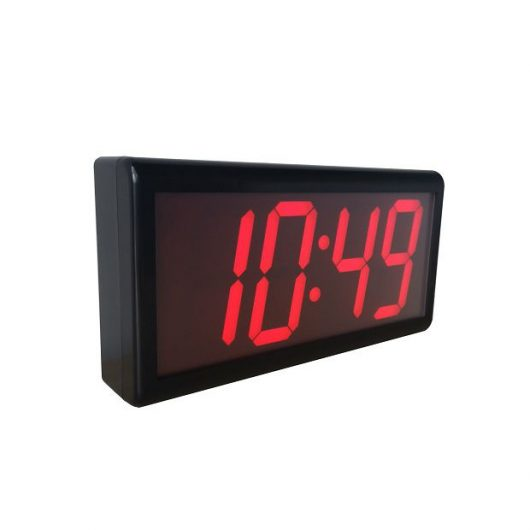 PoE Clock 4 digit