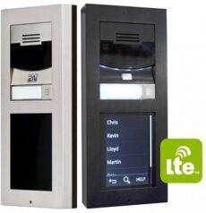 4G LTE Intercoms