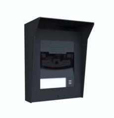 2N IP Solo Surface Shroud Black